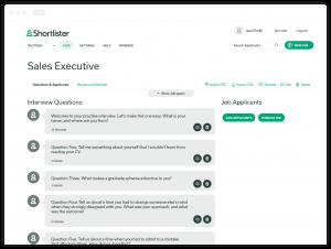 Templating - Shortlister